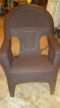 Patio chair oversized Hoover