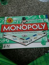 Monopoly board game Midvale
