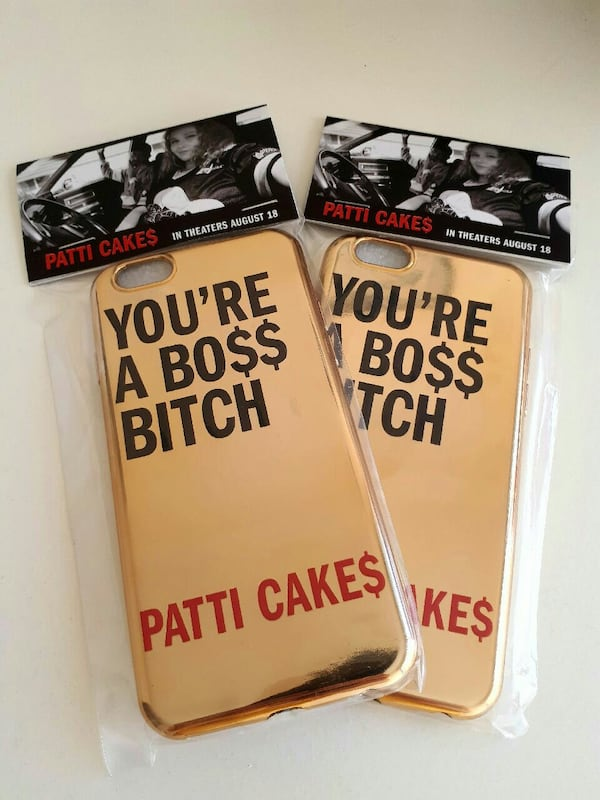Patti Cakes film movie iPhone phone case ce5e098c-a813-4e77-a47a-d902492e6d30