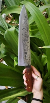Villarreal Knives Hand Made Chef Knife Edinburg, 78541