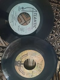 two Atlantic Fernando Abba and Buddah Records viny Star Valley, 85541