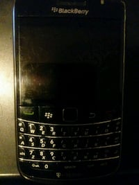 Blackberry Bold Unlocked Cell Phone  Morro Bay, 93442