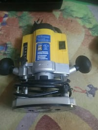 Power fist 7 amp plunge router Kelowna, V1Y 8M7