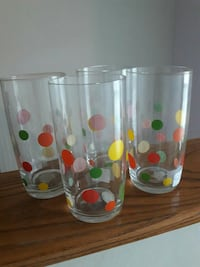4 Glass Beverage Glasses Bowie, 20716