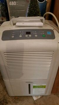 white and gray portable air cooler Prince George, V2K 5P7