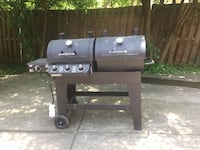 Gray and black gas grill Nashville, 37214