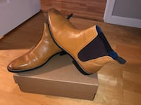 Size 12 leather shoes  OBO Vancouver, V6A 4K7