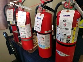 Fire extinguisher 10lbs