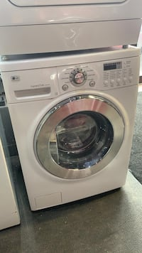 All in one washer and dryer LG