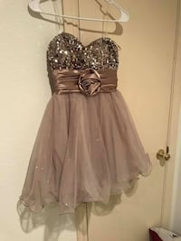 Gorgeous prom/ Special Occasion / Cocktail mini dress (size 3)