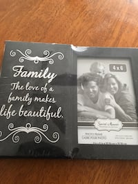 Family picture portrait Frame Kissimmee, 34741