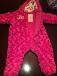 Baby clothes Juicy Couture Baby Onesie Toronto, M2R 2A5