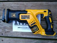 *Brandnew* 20v XR brushless sawzall(tool only) Norman