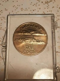 silver and gold Liberty coin Minneapolis, 55431