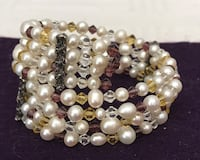 Multi-string fresh water pearls bracelet Petaluma, 94954