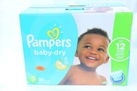Pampers Size 5 Economy Size 160 Diapers Brampton, L6V
