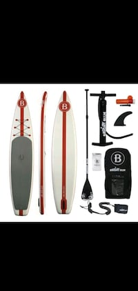 12' INFLATABLE PADDLE BOARD