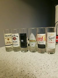 6 shot glasses Costa Mesa, 92626