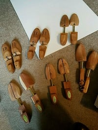 Men's Shoe Trees, adjustable 8-11 West Hollywood, 90046