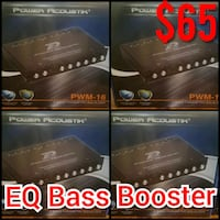 EQ Bass Booster Las Vegas, 89106