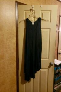 Blue dress size large Columbia, 38401