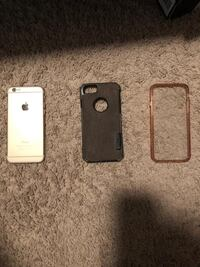 iPhone 6 Included With 2 Cases