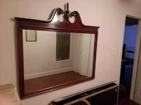 """Old Mirror 41""""× 27"""" Clear Brook, 22624"""