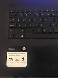 HP 17inches i5 1TB Annandale, 22003