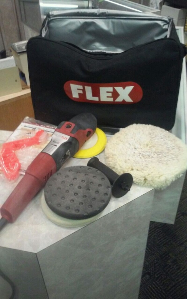 Flex buffer/polish 202914-1