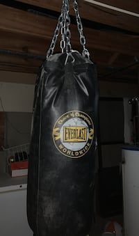 Punching bag good condition