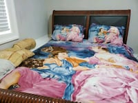 Double bed  Surrey, V3W 6M4