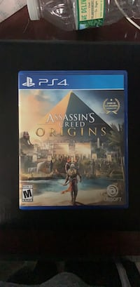 PS4 assassins creed origins Warwick, 10990