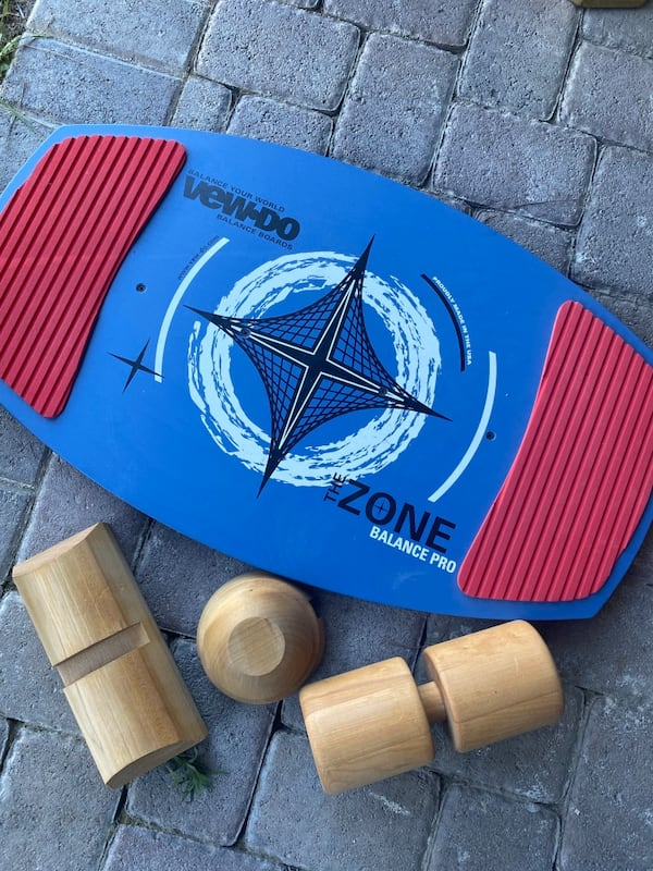 VewDo Zone Fitness Balance Board 1