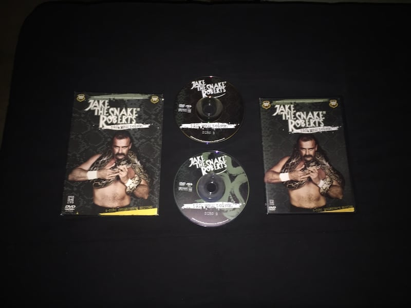Pro Wrestling (WWE / WCW / AWA) DVD Collection All Pre-Owned & Tested bcfbe0b0-b770-4ff9-852f-44da3c15fe94