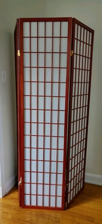 Simple and elegant folding screen Silver Spring, 20910