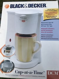 Single cup coffee maker Rochester, 14615