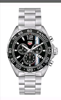 Tag Heuer Fangio Limited Edition Beyazıt, 34126