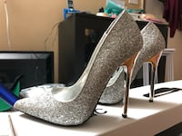 Five size 7 heels New York, 11357