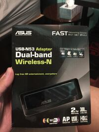 ASUS Dual-band Wireless Adapter Surrey, V3X 3G6