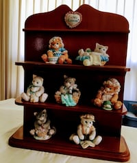Cherished Teddies Kitten Collection Set Layton, 84041