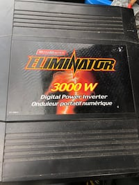 3000 watt power inverter