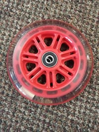 New 120mm Scooter Wheels Port Alberni, V9Y 2A7