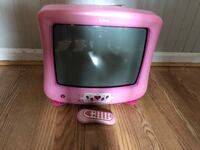 pink and purple CRT TV Hagerstown, 21740