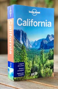 California lonely planet guida al viaggio Torrino, 00144