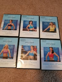 Physique57 workout DVD Alexandria, 22314