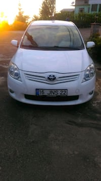 Toyota - Corolla / Auris - 2011 Of