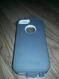blue and black Otter Box iPhone case Manning, 29102