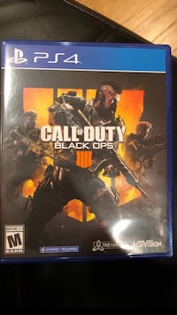 Call of duty black ops game with original case (read bio) Montrose, 10548