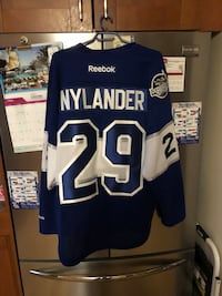 Leafs xl Nylander centennial classic jersey excellent condition  Cambridge, N1R 6X8