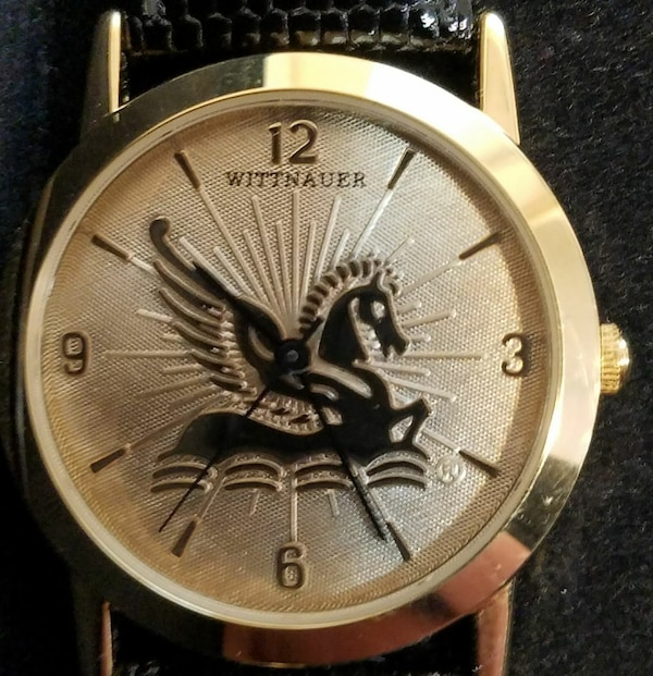 ba5b93eb42 Used Wittnauer Reader s Digest Pegasus watch for sale in Eugene - letgo